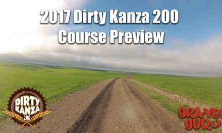 2017 Dirty Kanza 200 – Course Preview