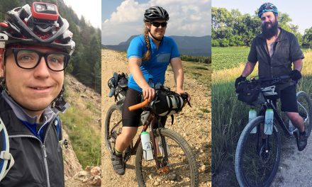 Podcast – Back to Bikepacking