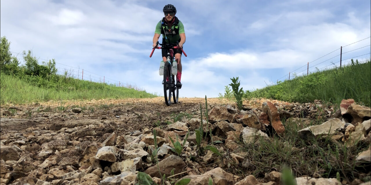 My Dirty Kanza Ad Astra – Maisie's Apocalypse Ride