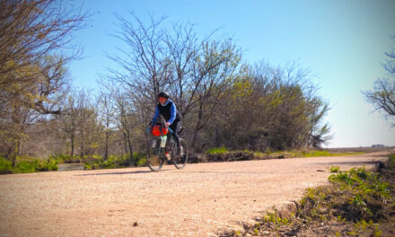 Rough Rider – The Open Range 200k Bikepacking Tour 2021