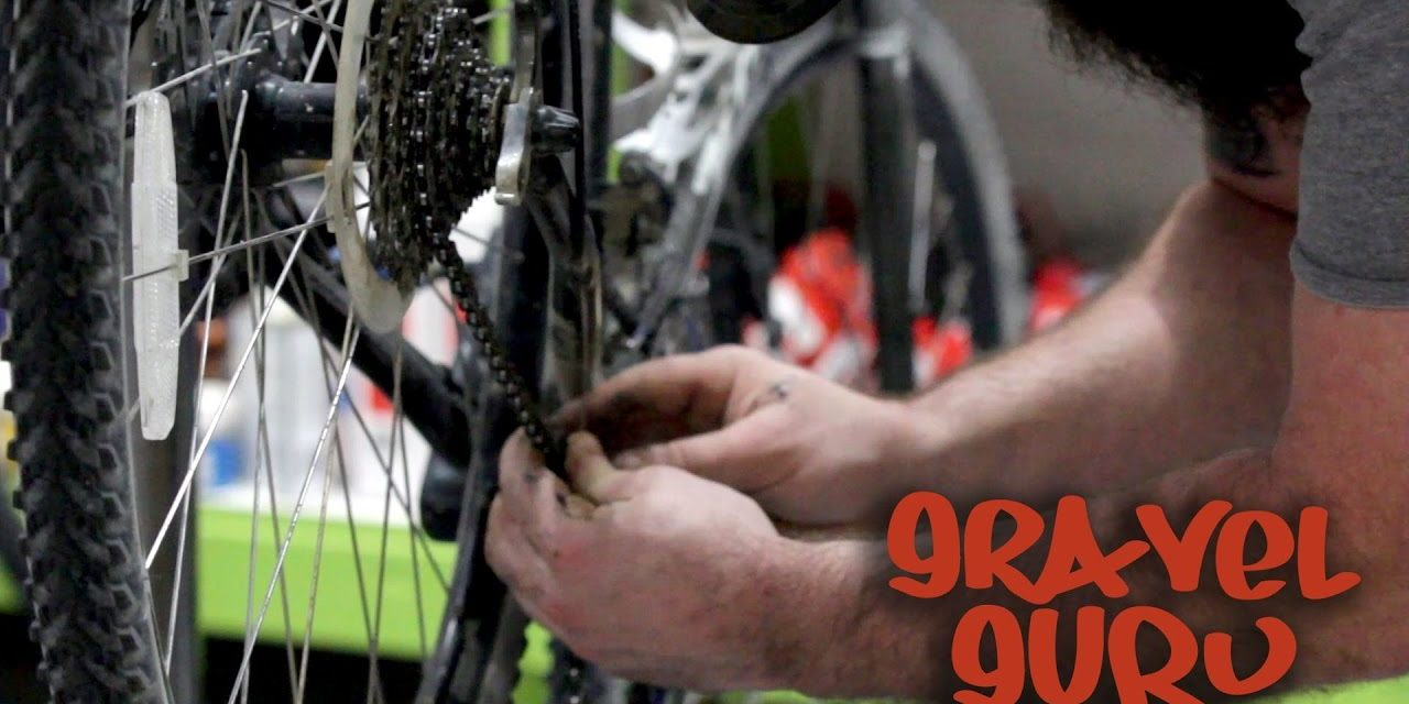 How to convert to single speed after derailleur problems