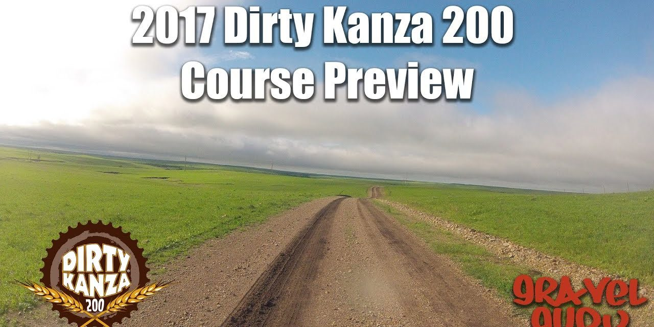 2017 Dirty Kanza 200 – Course Preview