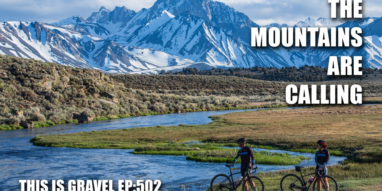 The Mountains Are Calling – This is Gravel EP:502