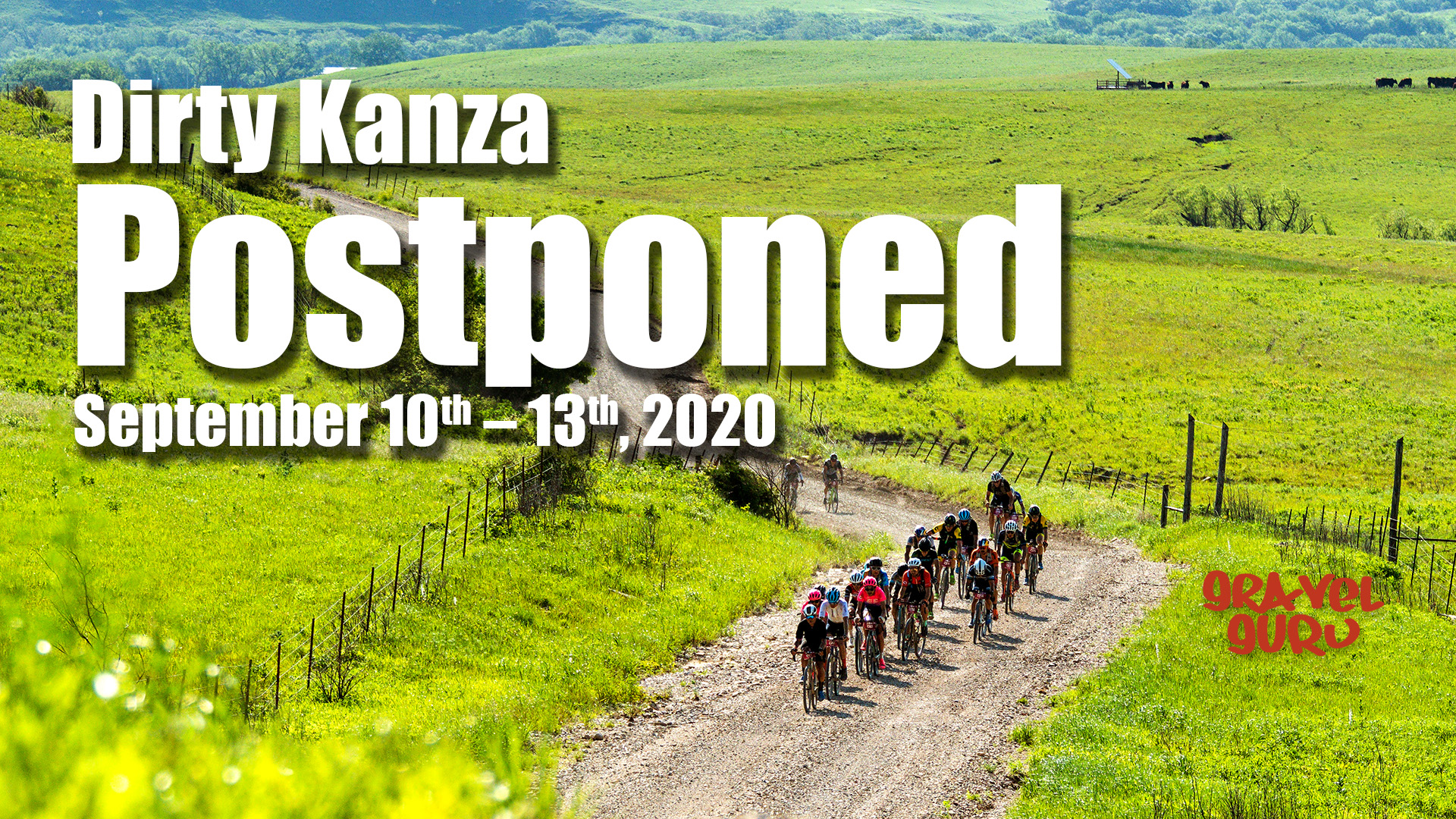 Dirty Kanza Postponed – This is Gravel EP:504